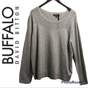 Women's Buffalo David Bitton Sweater   XXL